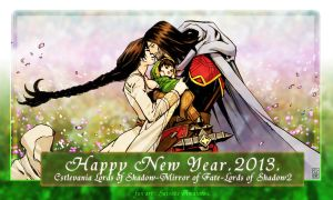 Castlevania Lords of Shadow NEW YEAR 2013 by SatoakiAmatatsu
