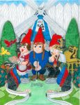 Gnomes Hole Mini Golf by Sketchman147
