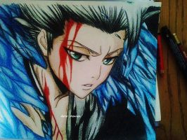 Hitsugaya-Bleach by DoreiShounen