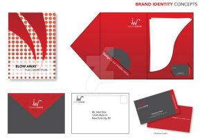 Brand Identity Package by JWDesignCenter