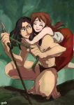 Tarzan and Jane by godohelp