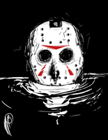 Horror Classics: Jason Voorhees by SGTMADNESS
