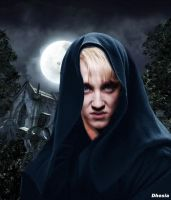 Draco Malfoy Death Eater by Dhesia