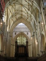 Minster ceiling by piglet365