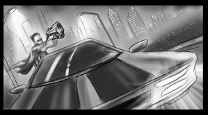 Car Chase by Captain-Starbuck