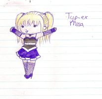 Typ-ex Misa by A-Black-Angel