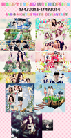 [PackPSD]HP+1year with desgin and 8 months with DA by michiyo281