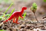 Another dinosaur on my lawn by therealphotochick