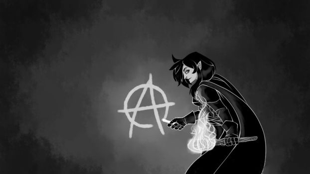 Anarchy is mother of order! by Katse-Terra