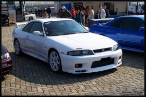 Skyline R33 GT-R by compaan-art