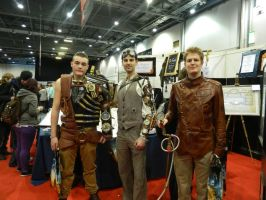 MCM London 2012 Steampunk by MJ-Cosplay