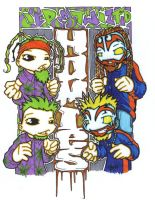 ICP and TWIZTID v2 by bryn