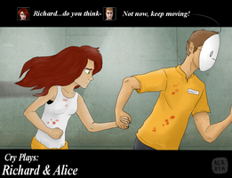 Cry Plays: Richard and Alice [P1] by Aeraya