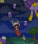 Flying Away by ChrissyHearts