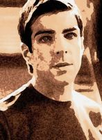 Zachary Quinto 24 by NeonGlo
