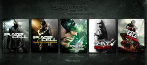 Splinter Cell Pack by Liaher