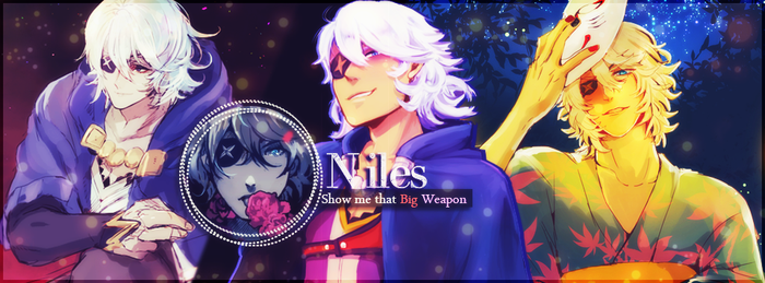 Niles Fire Emblem Banner by LibraDesigns