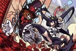 Skullgirls postcard 1 by oh8