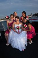 Bridesmaid Party 1 by Mechis