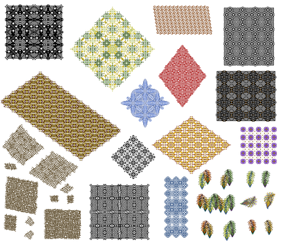 Pattern Pack 3 by Ahborson