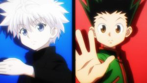 killua And Gon by islam18