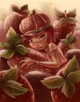 Strawberry Shortcake by mikemaihack