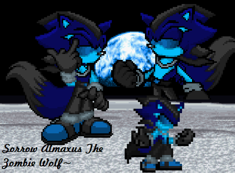 Preview Sorrow V6 -Zombie Wolf- by XZombie-LightningX