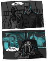 Elysium x Mass Effect: Take me to Citadel by DarthInver