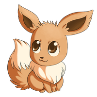 Eevee by Pace-Eterna