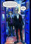 Quitter in the TARDIS by Oly-RRR
