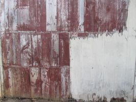 Old Wood Siding 2 by Stockry