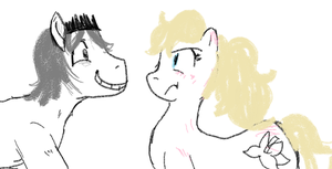 stupid smelly ponies
