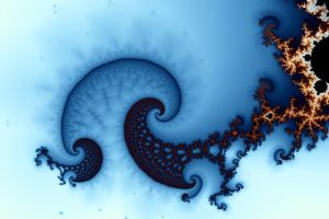 False Mandelbrot Byways No. 23 by element90