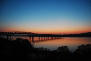 Newburgh-Beacon Bridge by jnati