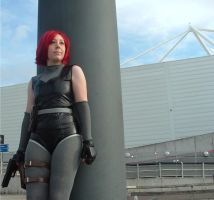Regina: Dino Crisis: A moment by LabyrinthLadyLover