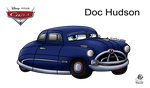 Cars: Doc Hudson by Aileen-Rose