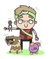 Normal Trainer Phewie by Phewcumber