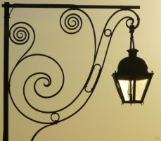 Lampadaire by Dermoo