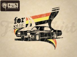 Car for sale by Funkytshirt