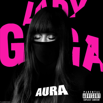 Lady Gaga - Aura by FlamboyantDesigns
