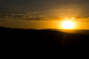 Canberra Sunset by lexie1991