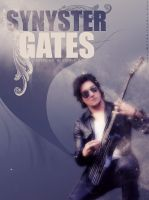 Synyster Gates by Unique-Harmony