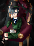 Young master Ciel by Julisia2
