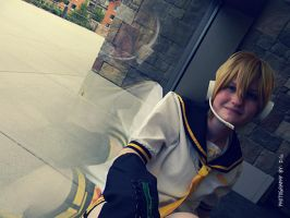How Much is the Len In the Window? by kitsune-katastrophe