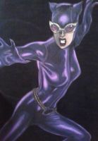 Catwoman by Comix-Chick