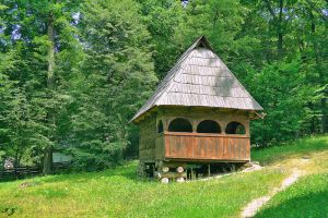 hut by Iulian-dA-gallery