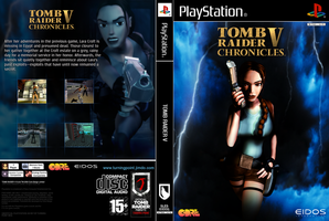 Turning Point WEB - TR5 - DVD Playstation BOX by FearEffectInferno