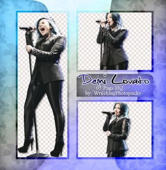 Png Pack 104 - Demi Lovato by xbestphotopackseverr