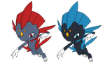 Contest entry: mega weavile by Ayinai