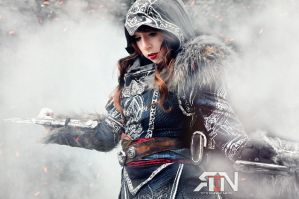Assassins Creed Revelations- Ezio Auditore by Its-Raining-Neon